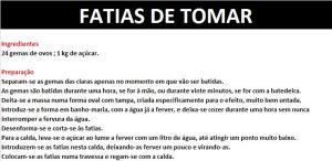 rpFatias de Tomar
