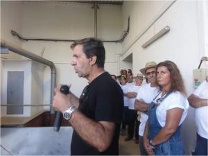 O Eng. António Ventura,