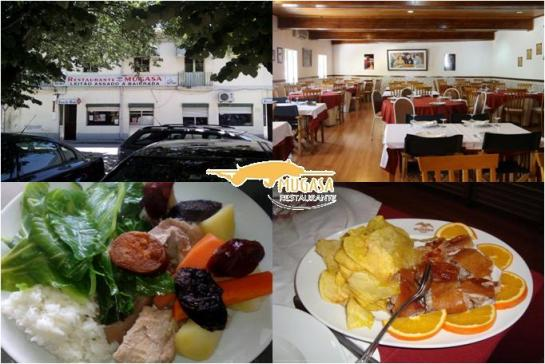 Restaurante Mugasa Morada Rua da Avisada, Fogueira, Sangalhos, 3780-523 Fogueira, Aveiro, Portugal Telefone 234 741 061
