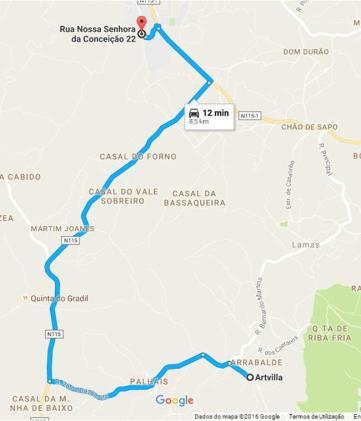 Artvilla - Turismo Rural - Cadaval