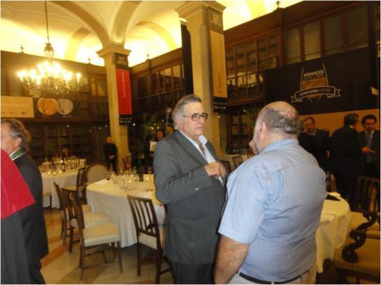 Em diálogo com o Sr. Vereador com o Pelouro: Estrutura Verde / Energia, Dr. José Sá Fernandes, da CM Lisboa
