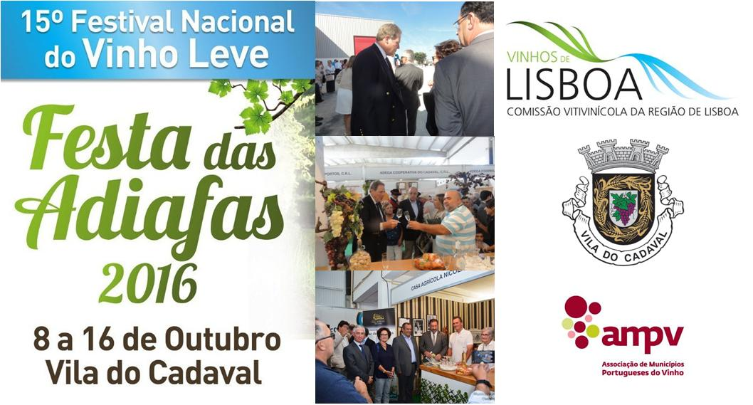 Festa das Adiafas 2016 – Dia inaugural