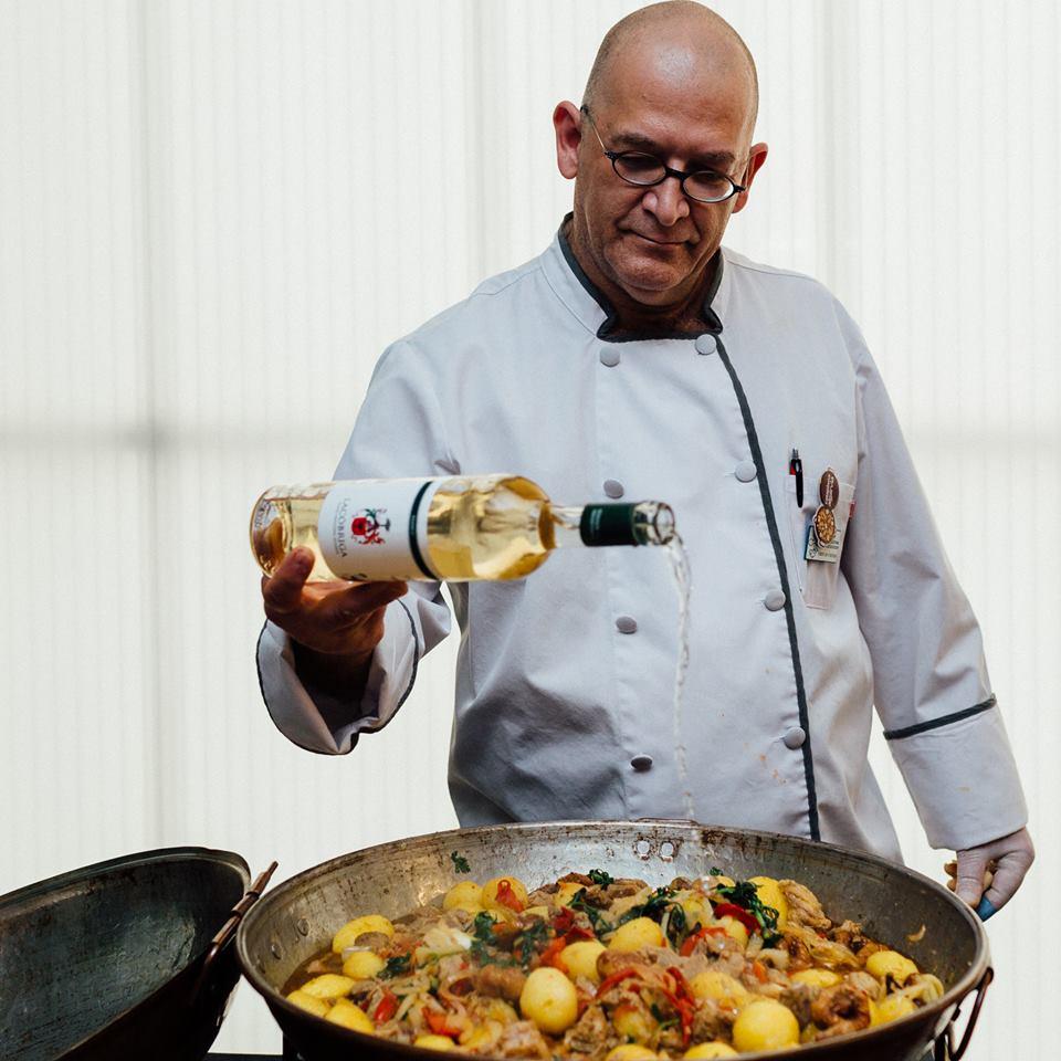 Chef Augusto Lima - Quem é?