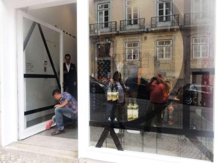 Um novo espaço em Lisboa, no nº30 da Rua do Alecrim