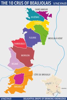 beaujolais-cru-mapa