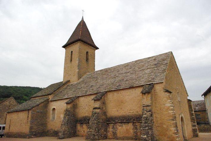 L'Eglise de Bray