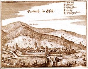 Vignoble de Dambach
