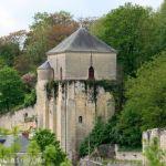 Ruínas da Abbaye de Marmoutier onde viveu São Martinho