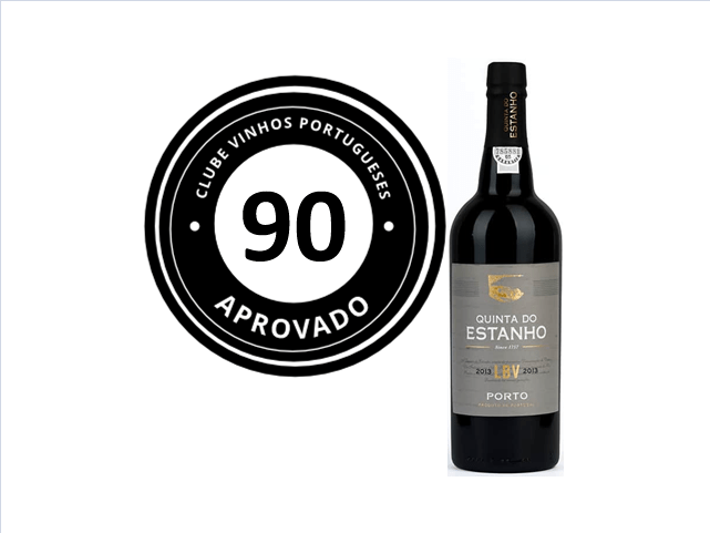 apreciacao Quinta do Estanho Porto LBV 2013