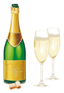 New_Year_Open_Champagne_with_Glasses_PNG_Picture
