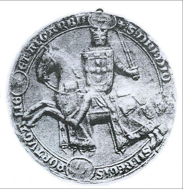 Estampa do Selo no Reinado do rei D. Dinis