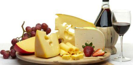 queijo vinho