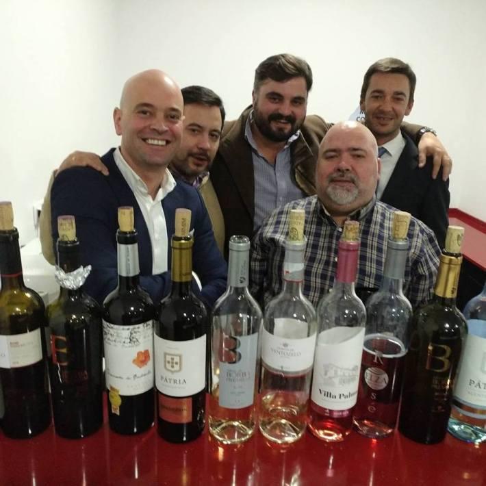 O Clube de Vinhos Portugueses brinda a Fernando Lobo Guedes !