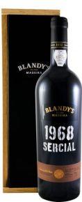 Blandy s 1968 Sercial