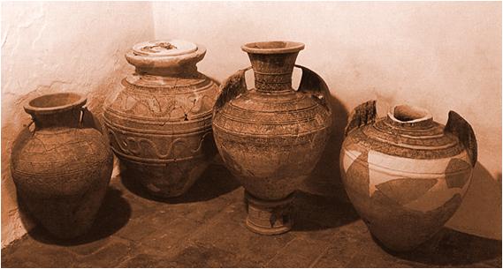Vasos andaluzes