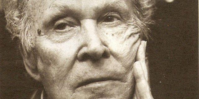 O poeta Eugénio de Andrade ( Fundão, Póvoa de Atalaia, 19 de Janeiro de 1923 — Porto, 13 de Junho de 2005 )