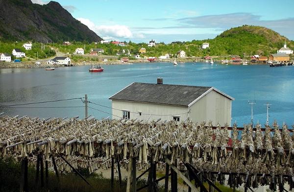 imagem da Noruega