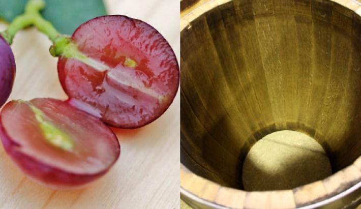 Vinhos taninosos requerem efetivamente envelhecimento em barrica.