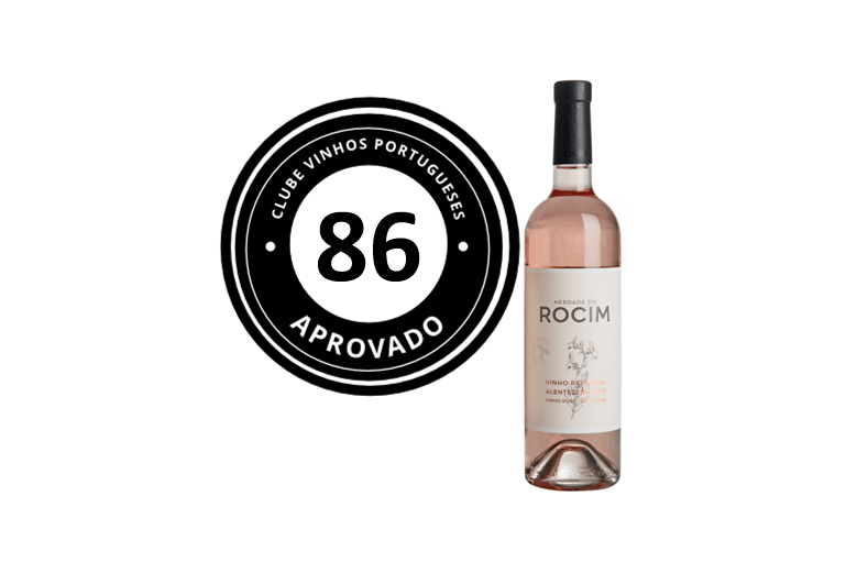 Herdade do Rocim Rosé 2017