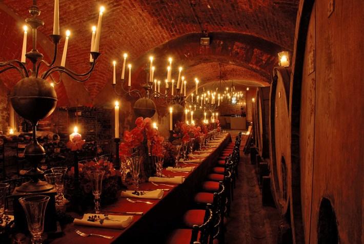 Sting produz vinho na Toscânia 8