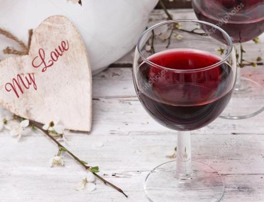 Porque é o vinho uma bebida tão romântica