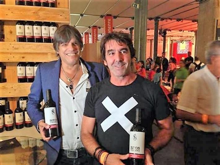 Xutos e Pontapés têm o seu próprio vinho 2
