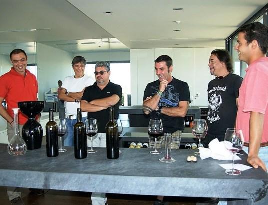 Xutos e Pontapés têm o seu próprio vinho 1