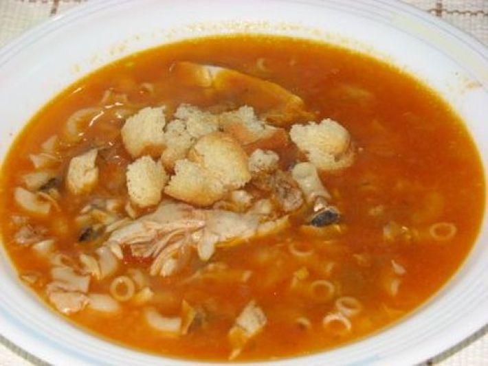 Sopa de peixe 2