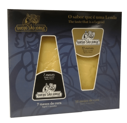 Queijo de São Jorge - O lendário queijo português na sua mesa de Natal