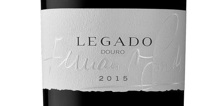 LEGADO 2015, DOURO TINTO DOC