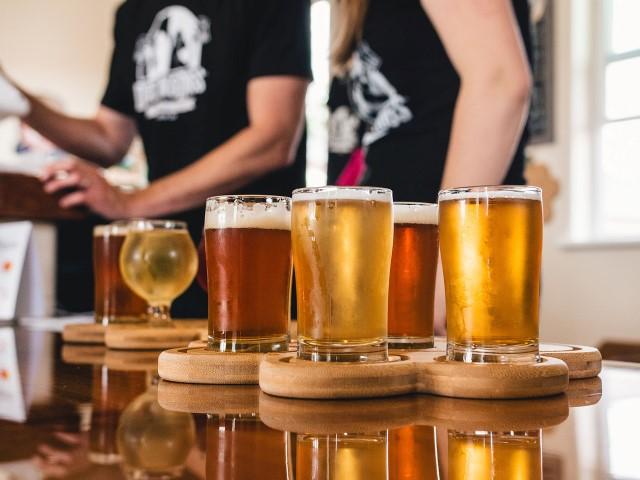Cervejeiros artesanais