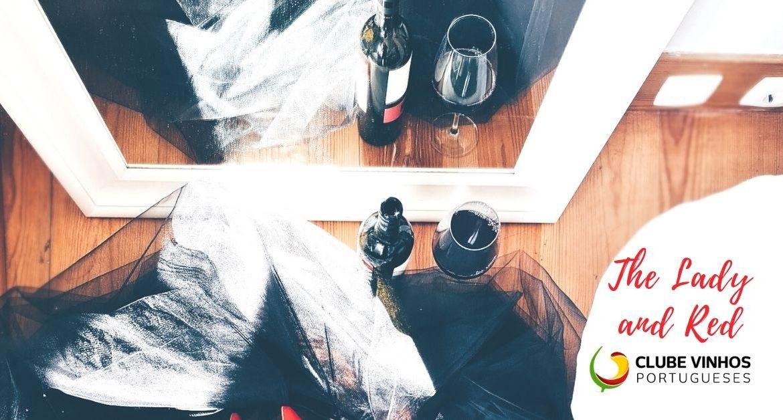 The Lady And Red partilha a sua visão sobre o Vinho e a Felicidade