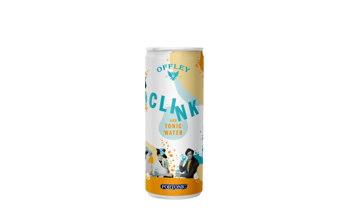 CLINK PORTONIC:O PRIMEIRO PORTO TÓNICO READY-TO-DRINK