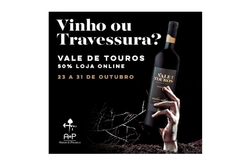 VINHO OU TRAVESSURA? VALE DE TOUROS DA ADEGA DE PALMELA!