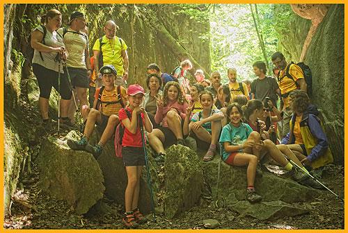 Activitats del Club Excursionista