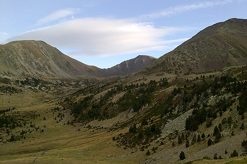 Sortida al Monturull (Andorra) 2 - Dissabte 16 i diumenge 17 d'octubre de 2010