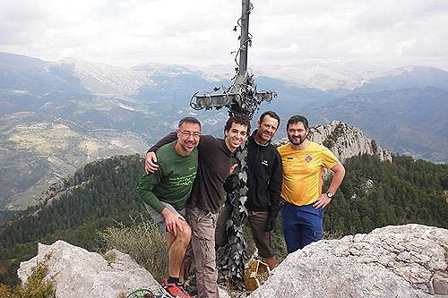 Sortida al Catllaràs 4 - Diumenge, 17 d'abril de 2011