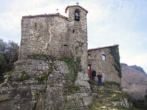Sant Miquel de Falgars (o Castelló) 1 - Diumenge, 10 de febrer de 2013