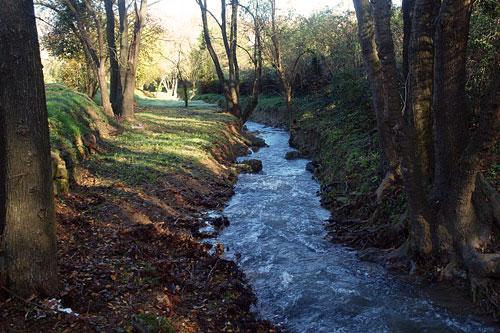 Volta pel Pla de l'Estany 5 - Diumenge, 27 de novembre de 2011