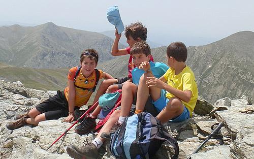 Travessa Vallter - Núria 4 - Diumenge, 5 de juliol de 2015