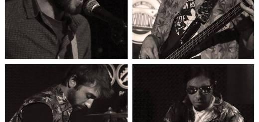 White Cadillac - Nuovo singolo per The Julius Peppermint Band