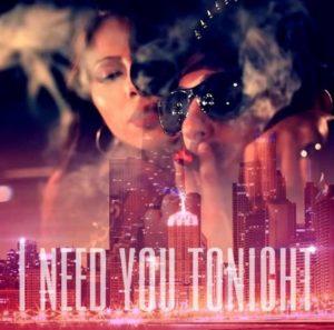 I need you tonight - Nuovo singolo per Alexis