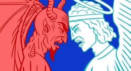 Il diavolo... sicuramente