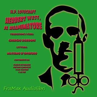Herbert West, il rianimatore in audiolibro