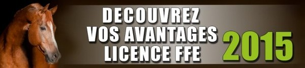avantages licence ffe
