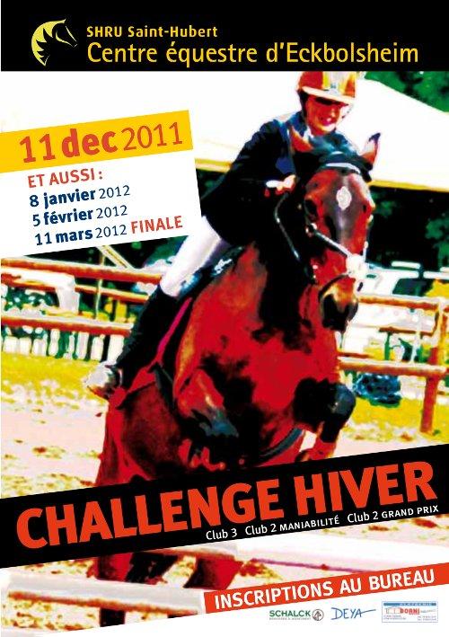 Concours équitation Eckbolsheim
