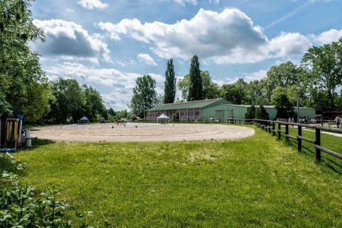 Centre équestre Eckbolsheim Alsace