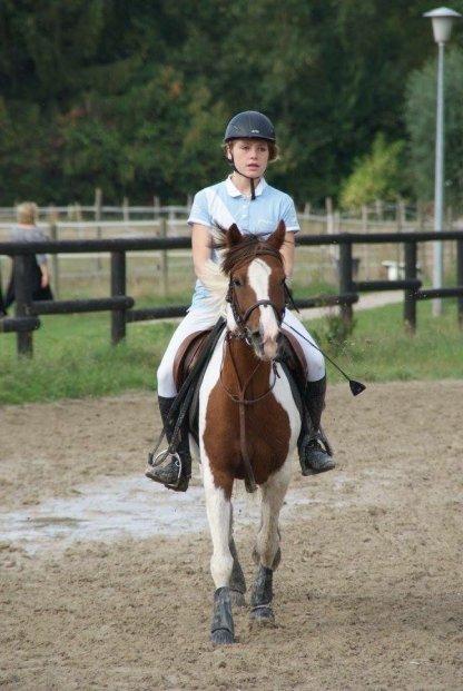 Equitation à poney