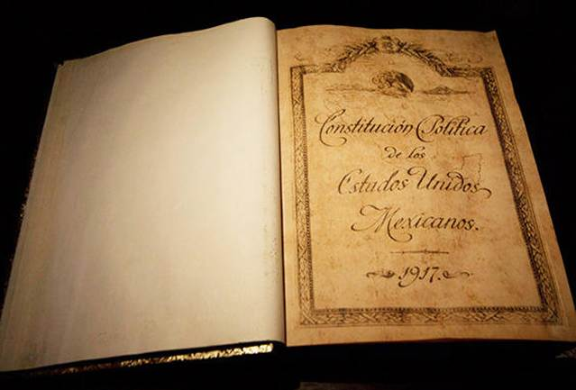 Estructura de la Constitución Política Méxicana – Club Juridico Yucatan