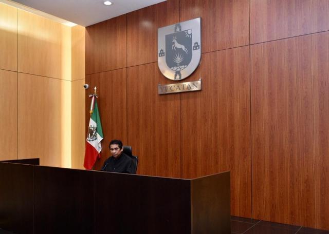 Juez de Control dictó auto de apertura a juicio oral por el delito de robo calificado